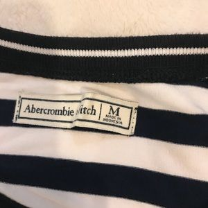 Abercrombie & Fitch Dresses - Abercrombie & Fitch striped swing dress 🌊